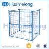 Steel Wire Mesh Pallet Storage Cage