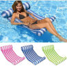 OEM PVC Swimming Pool Water Foldable Floating Sofa Bed Hammock