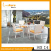 Super Quality Leisure Professional Factory Made Rattan Dining Table Set