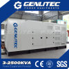 Standby Power 550kVA Diesel Generator Cummins Engine Kta19-G3a