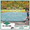 Durable Mesh Safety Pool Winter Cover Inground Preventing Pets and Kids From Falling Into The Pool