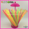 Party Supply Decorational Plastic Straw PVC Dispenser Tubes
