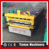 Metal Roofing Tile Sheet Cold Roll Forming Machine 840