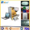 Sale 20W Fiber Laser Marking Stainless Steel/Plastic Cap/Cover/Metal