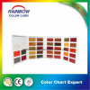 Furniture Lacquer Color Card for Wood Paint