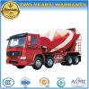 12 Wheel Sinotruk 16 Cubic Meters 16 M3 Cement Mixer Truck