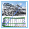 Safe Universal Scaffolding for Construction