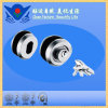 Xc-F9300 Sliding Door Lock and Keep of Stainless Steel Material