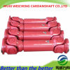 SWC Designed Type Propeller Shaft/Cardan Shaft for Rubber Machinery