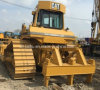 New-Paint 200HP Original Used Cat D7h Bulldozer (Caterpillar D7 Dozer)