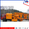 Truck Mounted Concrete Pump with Mixer with Flutek Kawasaki Main Pump