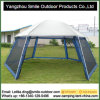 Construction Bangkok Patio Custom-Made Hexagon Pavilion Tent