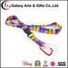 Galaxy Custom Fashion Polyester Sublimation Lanyard