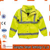 Wholesale Traffic Hi-Vis Waterproof Reflective Safety Softshell Jacket