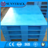 1200*1000 Easy Clean Flat Surface HDPE Plastic Pallet From China Factory