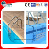 FL Stainless Steel Pool Ladder Handrails with Anti-Slip Pedal