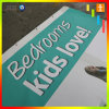 Outdoor Advertisng Vinyl Banner with Eyelets or Rope (TJ-1)
