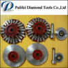 Metal Bond Wet Use Diamond Grinding Wheel for Concrete Floor