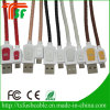 New Leather USB Data Charging Cable for Samsung