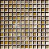 Yellow Lip Mop Shell and Freshwater Shell and Pen Shell Mosaic Tile
