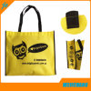 Silk Screen Printing Non Woven Fabric Tote Bag with Customized Logo