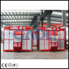 Sc100/100 Double Cages Construction Site Lift/Material Lifter