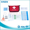 Top Sale Custom Nylon Travel Mini First Aid Kit Bag with Ce, FDA Approved