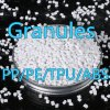Plastic White Masterbatch Polypropylene Granules
