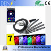 7 Color Smartphone APP Control Car Internal Interior Ambient Light