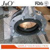 Flange End with Rubber Expansion Joint