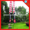 Custom Logo Advertising Flying Flag Banner