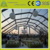 Customized Transparent Ridge Aluminum Alloy PVC Tent