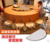 Round Banquet Table for 8 Person Used