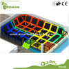 Super Fun EU Standard Kids Indoor Bungee Jumping Trampoline for Amusement Park