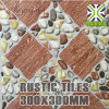 2017 Best Selling 300*300 Rustic Tile of High Standards