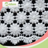 Lovely Daisy Pattern Embroidery Lace Chemical Lace Fabric