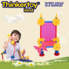 Creative Toys Building Block for Kids in Chair Shape