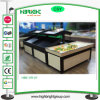 Double Side Wooden Fruit and Vegetable Stand