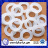 White Silicone O-Ring. Injection Molding Parts