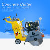 Gewilson Asphalt Diesel Concrete Road Floor Saw for Sale