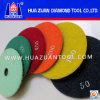 100-180mm Granite Marble Polishing Pads for Sale