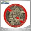 Antique Bronze Metal Challenge Coin