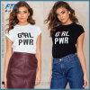2017 T Shirt Wholesale China Custom T-Shirt Women Short Sleeve