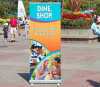 Outdoor Retractable Banner for Display