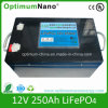 High Energy Density 12V 50ah LiFePO4 Battery for UPS