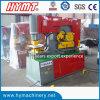 Q35Y-20 Hydraulic combined punching shearing bending cutting notching machine
