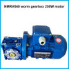RV050 Worm Gearbox Electric Motor, Power Transmission Gearbox Machinel