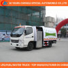 6 Wheels High Pressure Cleaning Truck 4X2 Guardrail Cleaning Truck