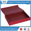 Paper Gold Hot Stamping Logo Cardboard Chocolate Box with Magnetic Closure