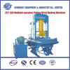 Hydraulic Cement Colorful Paving Brick Making Machine (ZCY-200)
